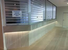 Medical Reception Desks by Cabinet Makers Gold Coast A U0026 R Cabinets Custom Design Units