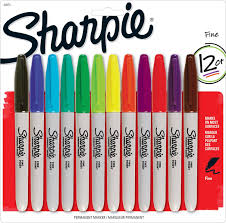 walgreens sharpie fine point or mr sketch scented markers only 2 99