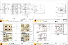 floor plans and elevations of houses modern house plans by gregory la vardera architect cube house
