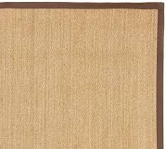 Plain Area Rug Solid Color Area Rugs Pottery Barn