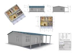 Metal Office Buildings Floor Plans by Pbs Sample Plans