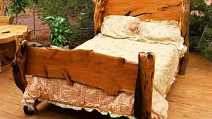 Bed Ideas 50 Bed Wood And Log Design Ideas 2017 Awesome Bed Ideas And