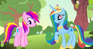 my little pony transforms color swap rainbow dash princess