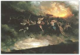 the goodbye to scandinavian paganism and the christianization