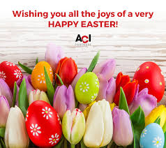 happy easter dear wishing all the joys of a happy easter aci partners
