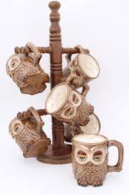 Tree Mug Cool Vintage Coffee Mugs Cups And Saucers
