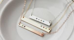 Custom Birthstone Necklaces Custom Birthstone Necklace For Mom Canada Archives Planet