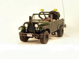 amt 38555 1 25 mount n goat jeep commando fram build