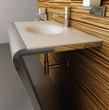 top corian countertop washbasin rectangular corian皰 stainless steel