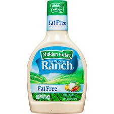 hidden valley original ranch dressing to go cups 1 5 oz 8 ct