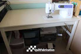Diy Sewing Desk My Diy Sewing Table