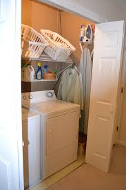 Laundry Room Closet by Hold On To Your Hats The Laundry Closet