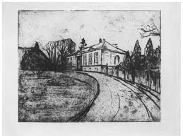 Haus Dr File Edvard Munch Das Haus Dr Lindes 1902 Jpg Wikimedia Commons