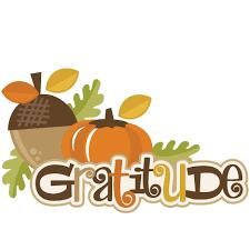 thankfulness thanksgiving clip 101 clip