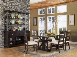Buffet Decorating Ideas by Dining Room Buffet Decorating Ideas Wooden Floor Dining Chair