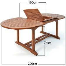 eucalyptus wood dining table wooden garden dining table set vanamo 6 reclining chairs fsc