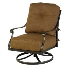 Cast Aluminum Lounge Chairs Mayfair By Hanamint Luxury Cast Aluminum Patio Furniture Swivel