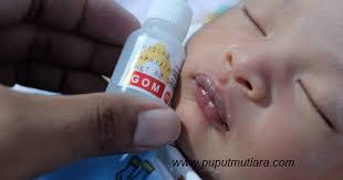Obat Gom gomen pada mulut bayi puput mutiara