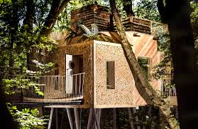 Treehouse Living Extraordinary Holiday Homes Of The Year