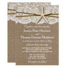 beachy wedding invitations wedding invitations up to 40 on rustic wedding