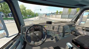 volvo 18 wheeler trucks vnl 670 for euro truck simulator 2