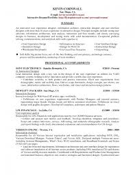 Sample Resume For 2 Years Experience In Net Marvellous Graphic Design Resume Examples Pdf Designer Template