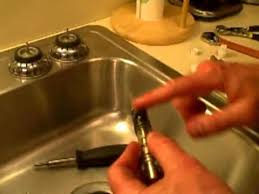 moen kitchen faucet cartridge removal how to replace a moen faucet cartridge moen faucet repair