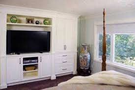 Cool Entertainment Wall Units For Bedroom - Custom cabinets bedroom