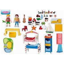 chambre enfant playmobil playmobil 5333 chambre des enfants comparer avec touslesprix com