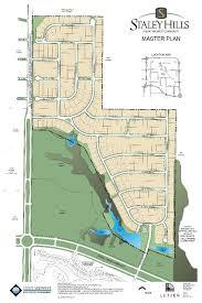 master plan staley hills new homes kansas city