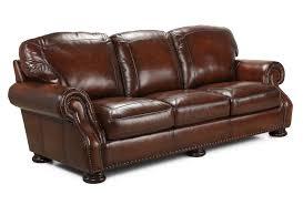 All Leather Sofas Carlton All Leather Sofa Simon Li Furniture Gallery Furniture