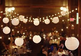 large white paper lantern string lights realrun home blog