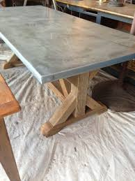 zinc table tops for sale http www hollymathisinteriors com wp content uploads 2013 09 photo