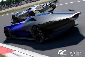 new peugeot sports car peugeot l750 r hybrid vision coming to gran turismo sport motor