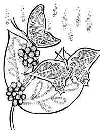 butterflies coloring pages free printables for adults moms and