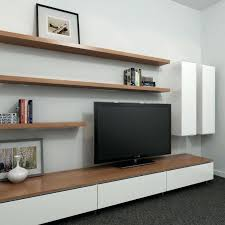 ikea media console hack floating media console awesome design ideas of floating media