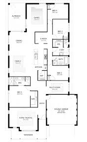 narrow house plans 100 narrow lot house plans home plan ideas best bright 3