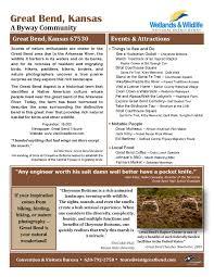Kansas wildlife tours images Great bend facts jpg