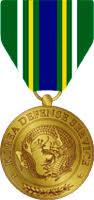korean service ribbon korea defense service medal