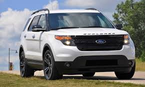 Ford Explorer Sport - paging dr gerry mcgovern there is a ford explorer sport here to