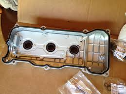 lexus rx300 valve cover gasket replacement 1mz fe rear valve cover change 299 000 miles photo section