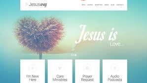 what are the best themes for church websites quora