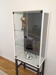 Glass Cabinet With Lock Nornäs Glass Door Cabinet