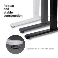 Automatic Height Adjustable Desk by Frontpage Tagged