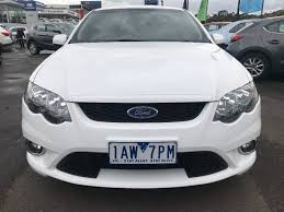 2011 ford falcon traralgon automotive group