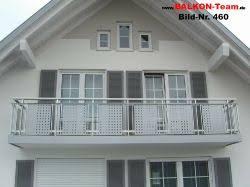 balkon lochblech balkonverkleidung mit blechen