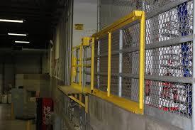 mgh horizontal mezzanine gate applesafety