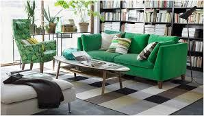 canap vert ikea salon idées canapé droit 2 places tissu vert fauteuil motifs
