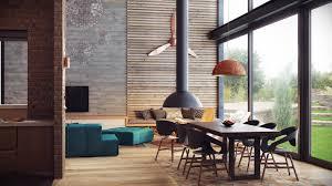 Reinvention Of An Industrial Loft Industrial Loft Style Interior Design Naindien