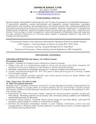 Resume Samples Experienced by Procurement Resume Samples Resume Format 2017